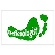Reflexologist Poster