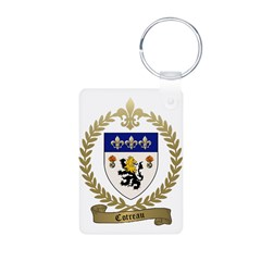 COTREAU Family Crest Keychains