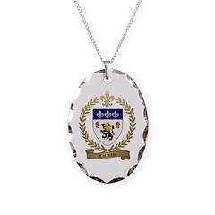 COTREAU Family Crest Necklace