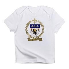 COTREAU Family Crest Infant T-Shirt