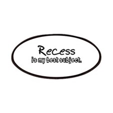 Recess Patches