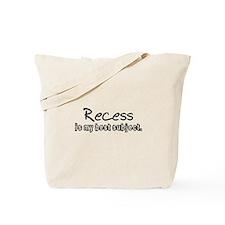 Recess Tote Bag