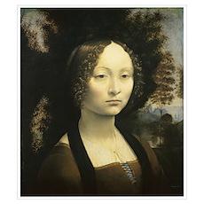Da Vinci Two Store Poster