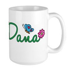 Dana Flowers Mug