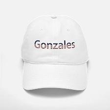 Gonzales Stars and Stripes Baseball Baseball Cap