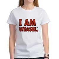 I Am Weasel Logo Women's T-Shirt