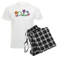 Dalia Flowers Pajamas