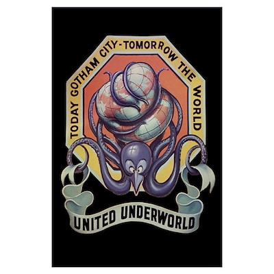 United Underworld Poster