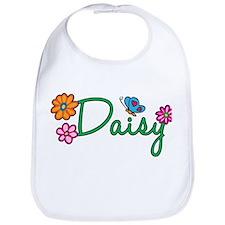 Daisy Flowers Bib