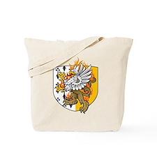 Flaming Gryphon Tote Bag