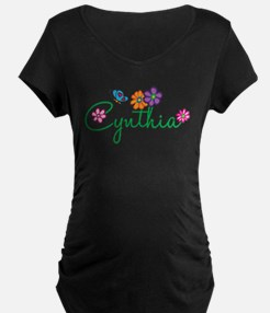 Cynthia Flowers T-Shirt
