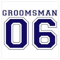 Groomsman '06 Poster