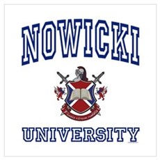 NOWICKI University Poster