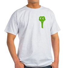 Green Snake Cartoon T-Shirt