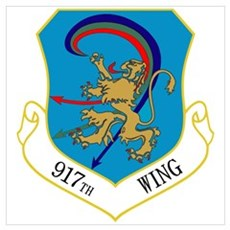 917th Wing Poster