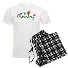 Courtney Flowers Pajamas
