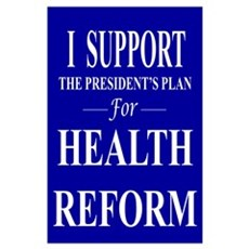 Health Reform : Poster