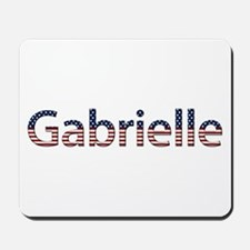 Gabrielle Stars and Stripes Mousepad