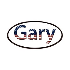 Gary Stars and Stripes Patch