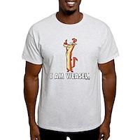 I Really Am Weasel! Light T-Shirt