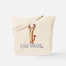 I Really Am Weasel! Tote Bag