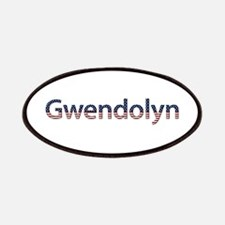 Gwendolyn Stars and Stripes Patch