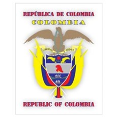 Colombia products v1 Poster