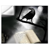 Edgar allen poe Wall Decals