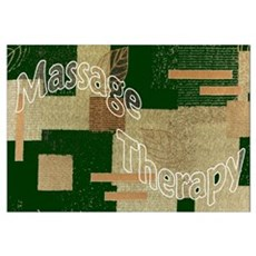 Massage Quilt Canvas Art