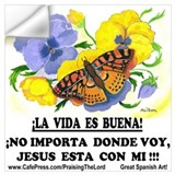 Christian spanish Wall Decals