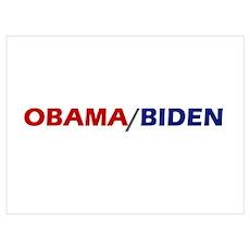 OBAMA / BIDEN Poster
