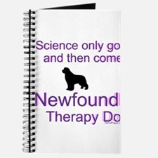 Newfoundland Therapy Dog Journal