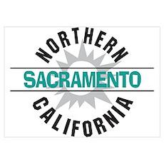 Sacramento California Poster
