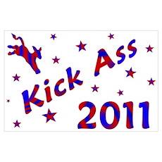 Kick Ass 2011 * Poster
