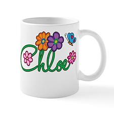 Chloe Flowers Mug