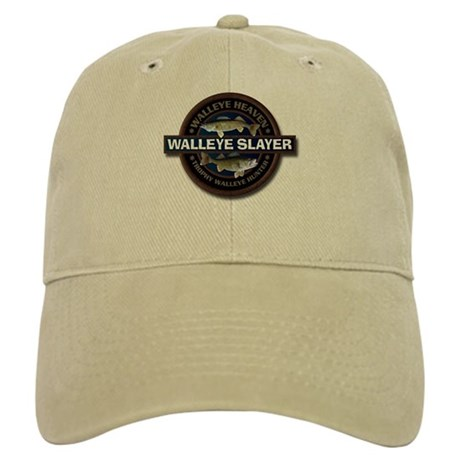 Walleye Slayer Cap