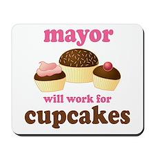 Funny Mayor Mousepad