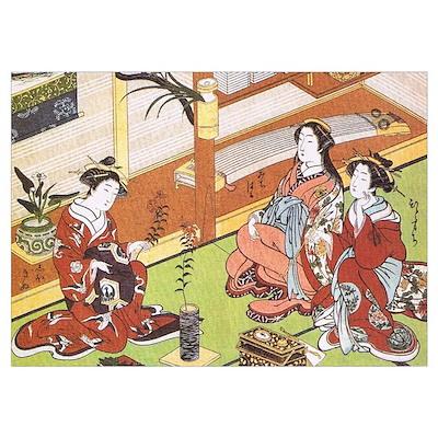 IKEBANA-CLASSICAL SEIKA ISSHU Poster