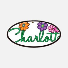 Charlotte Flowers Patches