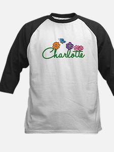 Charlotte Flowers Tee