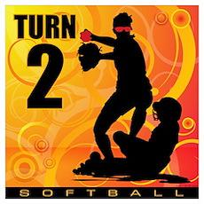 2011 Softball 52 Poster