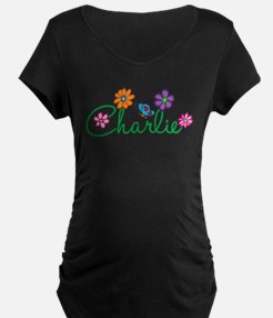 Charlie Flowers T-Shirt
