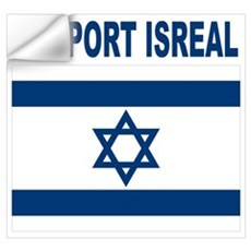 Peace for Isreal Wall Decal