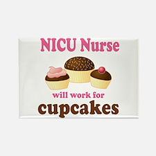 Funny Nicu Nurse Rectangle Magnet