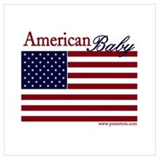 American Baby Poster