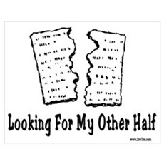 Looking For My Other Half Poster