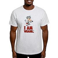 I Am Weasel Baboon Light T-Shirt