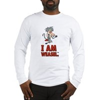 I Am Weasel Baboon Long Sleeve T-Shirt