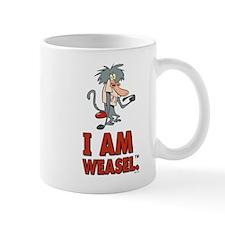 I Am Weasel Baboon Mug