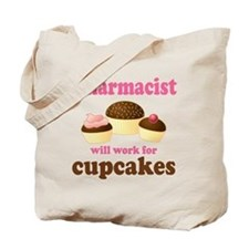 Funny Pharmacist Tote Bag